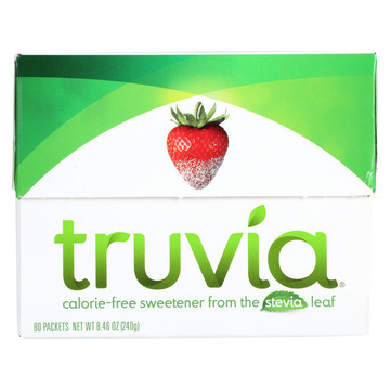 Truvia Natural Sweetener - Case of 12 - 80 Count