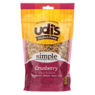 Udi's Granola - Gluten Free Cranberry - Case of 6 - 12 oz.