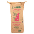 Wholesome Sweeteners Cane Sugar - Organic and Natural - Case of 25 lbs