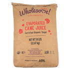 Wholesome Sweeteners Cane Sugar - Organic and Natural - Case of 50 - 1 lb.