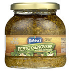 DaVinci Pesto Genovese Sauce with Basil and Pine Nuts - Case of 6 - 10 oz.
