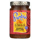Frontera Foods Mango Key Lime Salsa - Lime Salsa - Case of 6 - 16 oz.