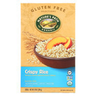 Nature's Path Organic Whole Grain Crispy Rice Cereal - Case of 12 - 10 oz.