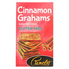 Pamela's Products Grahams Style Crackers - Cinnamon - Case of 6 - 7.5 oz.