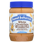 Peanut Butter and Co Peanut Butter - White Chocolate Wonderful - Case of 6 - 16 oz.