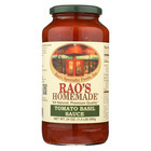 Rao's Specialty Food Homemade Sauce - Tomato Basil - Case of 12 - 24 oz.