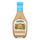 Annie's Naturals Lite Dressing Vinaigrette Honey Mustard - Case of 6 - 16 fl oz.