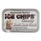 Ice Chips Candy Root Beer Float - Xylitol - Case of 6 - 1.76 oz.