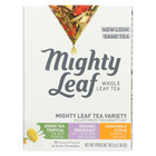 Mighty Leaf Tea Variety Tea - Case of 6 - 15 Bags
