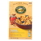 Nature's Path Organic Sunrise Cereal - Crunchy Honey - Case of 12 - 10.6 oz.