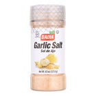 Badia Spices - Garlic Salt - Case of 12 - 4.5 oz.
