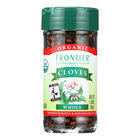 Frontier Herb Cloves - Organic - Bud - Whole - Hand Select - 1.38 oz