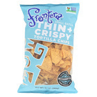 Frontera Foods Thin and Crispy Tortilla Chips - Tortilla Chips - Case of 12 - 10 oz.