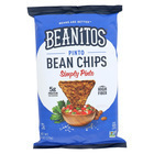 Beanitos Chips - Pinto Bean and Flax - Case of 6 - 6 oz.