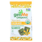 Gimme Organic Roasted - Sesame - Case of 12 - 0.35 oz.