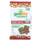 Gimme Organic Roasted Teriyaki - Case of 12 - 0.35 oz.