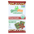 Gimme Organic Roasted Teriyaki - Case of 12 - 0.17 oz.