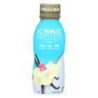Iconic Protein Shake - Vanilla Bean - Case of 12 - 11.5 Fl oz.