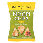 Maya Kaimal Naan Chips - Rosemary - Case of 12 - 6 oz.