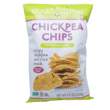 Cilantro Lime Chickapea Chips