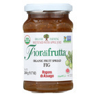 Fiordifrutta Organic Fruit Spread Fig - Fruit Spread Fig - Case of 6 - 9.17 oz.
