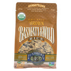 Lundberg Family Farms Brown Basmati and Wild Rice - Case of 6 - 1 lb.