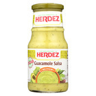 Herdez Salsa - Guacamole - Case of 12 - 15.7 oz.