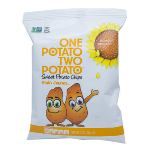 Plain Jaynes Sweet Potato Chips