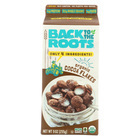 Back To The Roots Stoneground Flakes - Cocoa Clusters - Case of 8 - 9 oz.