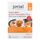 Jovial - Gluten Free Pastry Flour - Whole Grain - Case of 6 - 24 oz.