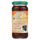 Bionaturae Fruit Spread - Blackberry - Case of 12 - 9 oz.