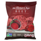 The Better Chip Whole Grain Chips - Beet - Case of 27 - 1.5 oz.