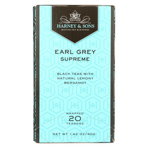 Harney and Sons Harney and Sons Black Tea - Grey Supreme - Case of 6 - 20 Bags