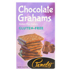 Pamela's Products - Mini Grahams - Chocolate - Case of 6 - 7.5 oz.