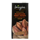 Imagine Foods Heirloom Beauregard Sweet Potato Soup- Case of 12 - 32 Fl oz.