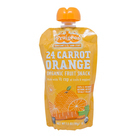 24 Carrot Orange Organic Fruit Snack