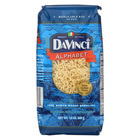 DaVinci - Alphabet Pasta - Case of 12 - 12 oz.