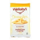 Wellaby's Cheese Ups - Parmasan Cheese - Case of 6 - 3 oz.