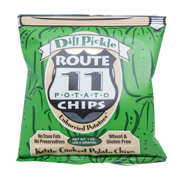 Dill Pickle Kettle Potato Chips