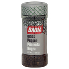 Badia Spices Black Pepper - Case of 12 - 2 oz.