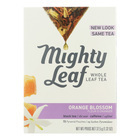 Mighty Leaf Tea Black Tea - Orange Dulce - Case of 6 - 15 Bags