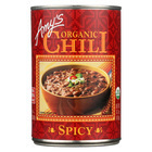 Amy's - Organic Spicy Chili - Case of 12 - 14.7 oz