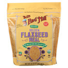 Bob's Red Mill - Organic Flaxseed Meal - Golden - Case of 4 - 32 oz