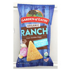 Garden Of Eatin' Chips - Organic - Ranch - Tortilla - Case of 12 - 5 oz
