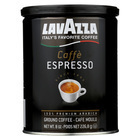 Lavazza Ground Coffee - Espresso Canned - Case of 12 - 8 oz
