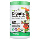 Orgain Organic Superfoods - Powder - 0.62 lb.