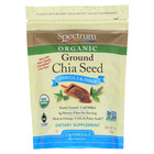 Spectrum Essentials Organic Chia Seed - Ground - 10 oz