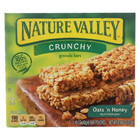 Nature Valley Gran Bar - Crunch - Oatsn'Hny - Case of 12 - 8.94 oz