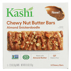Kashi Chewy Nut Butter Bars - Almond Snickerdoodle - Case of 8 - 5/1.23oz