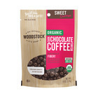 Woodstock Organic Dark Chocolate Coffee Beans - 6 oz.
